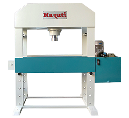 Hydraulic Workshop Press Machine