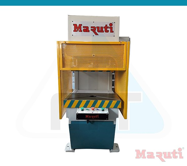 C Frame Hydraulic Press Machine Manufacturer