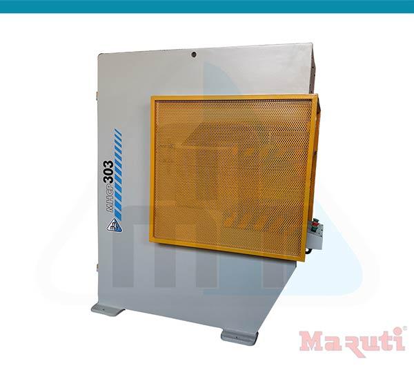 C Frame Hydraulic Press Machine Exporter
