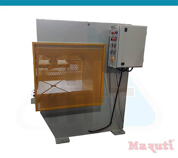 C Frame Hydraulic Press Machine Supplier