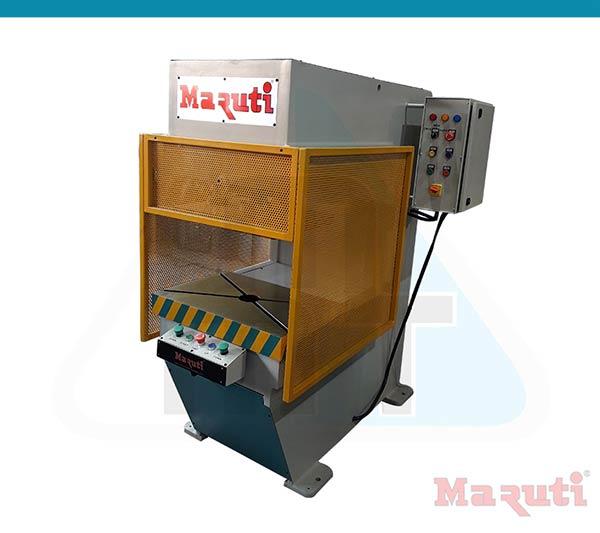 C Frame Hydraulic Press Machine India