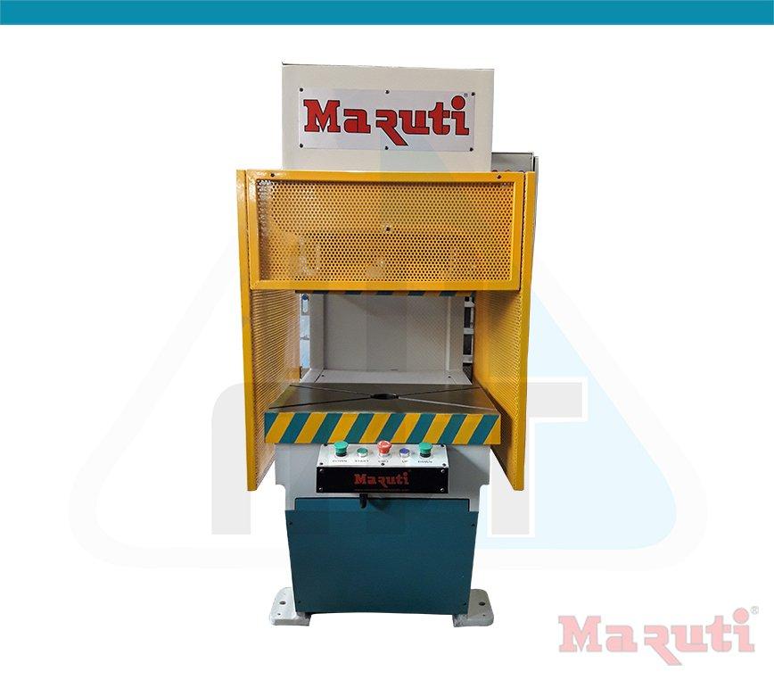 C Type Hydraulic Press Machine Manufacturer