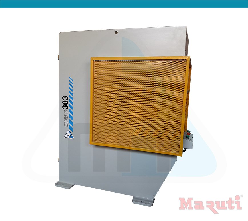 C Type Hydraulic Press Machine Exporter