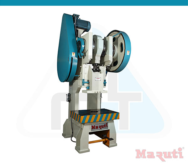 C Frame Power Press Machine Manufacturer