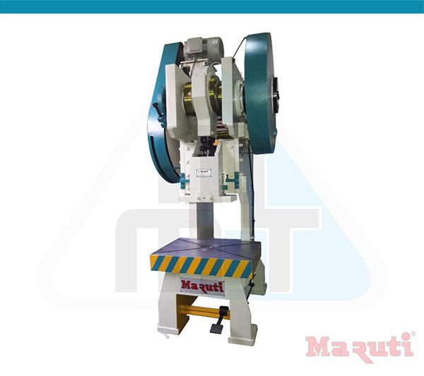 C Frame Power Press Machine Supplier