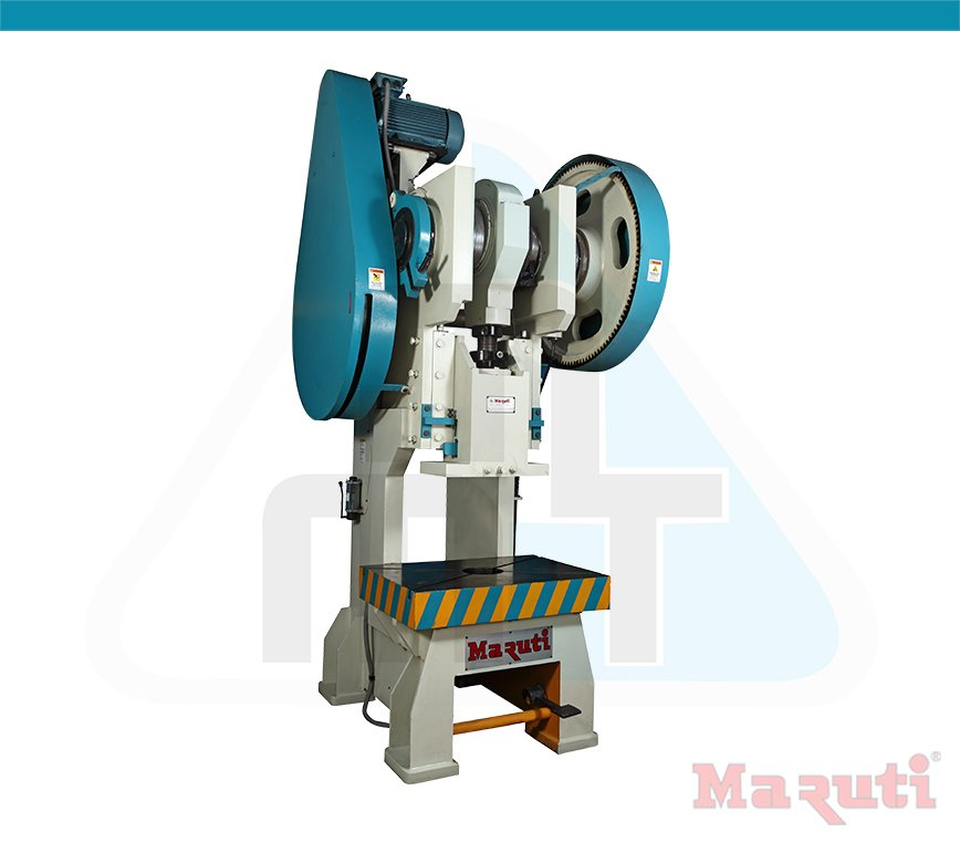 C Type Power Press Machine Manufacturer
