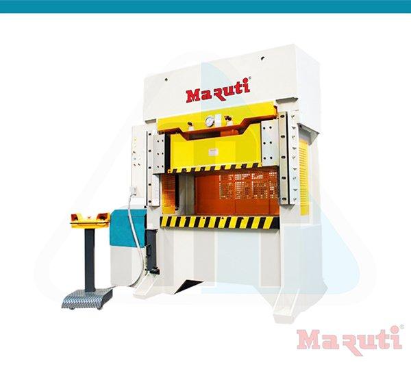 H Frame Hydraulic Press Machine Manufacturer