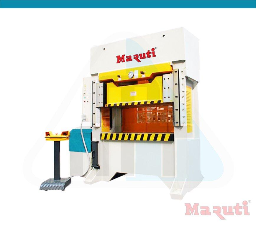 H Frame Hydraulic Press Machine Exporter