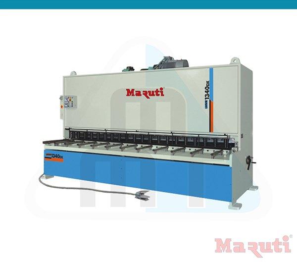 Hydraulic Variable Rake Angle Sharing Machine