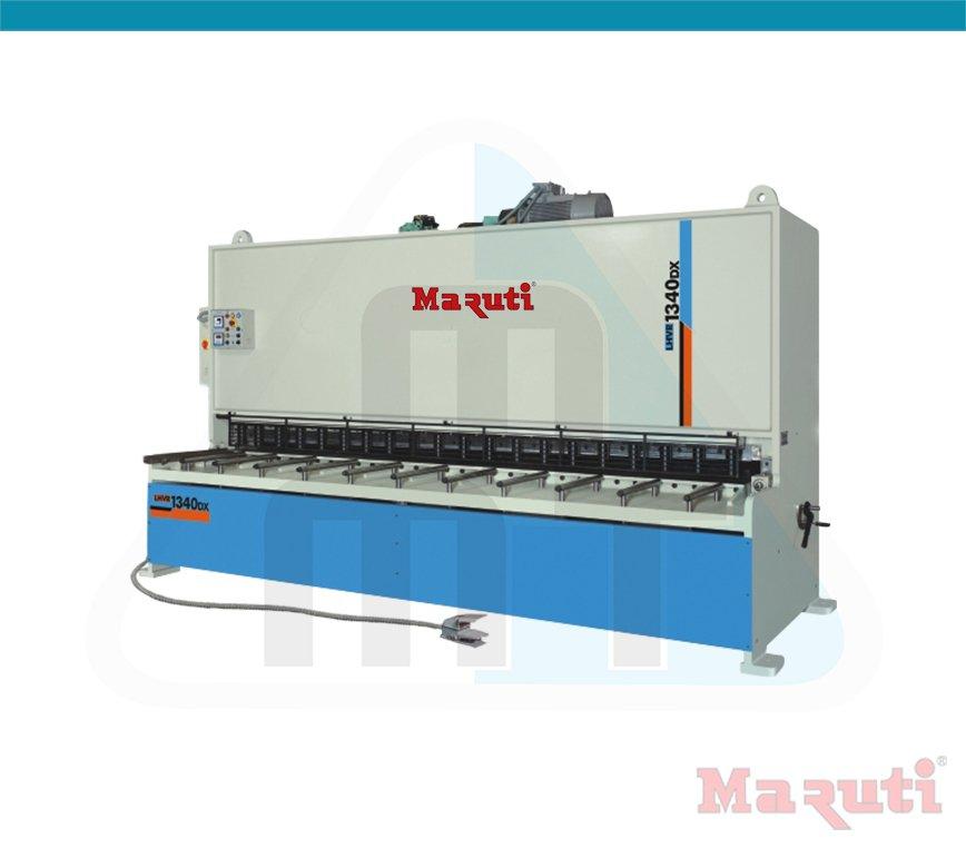 Hydraulic Variable Rake Angle Sharing Machine Manufacturer