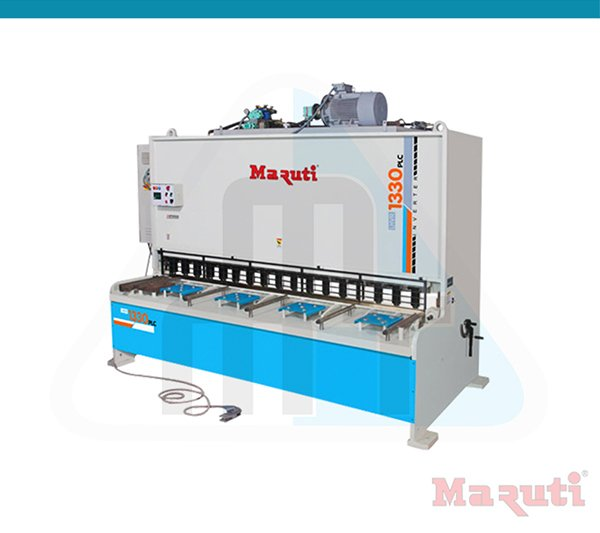 NC/CNC Hydraulic Variable Rake Angle Sharing Machine