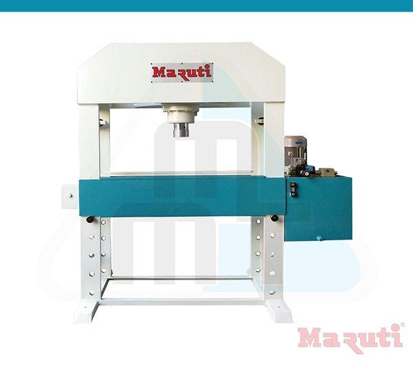 Hydraulic Workshop Press Machine Manufacturer