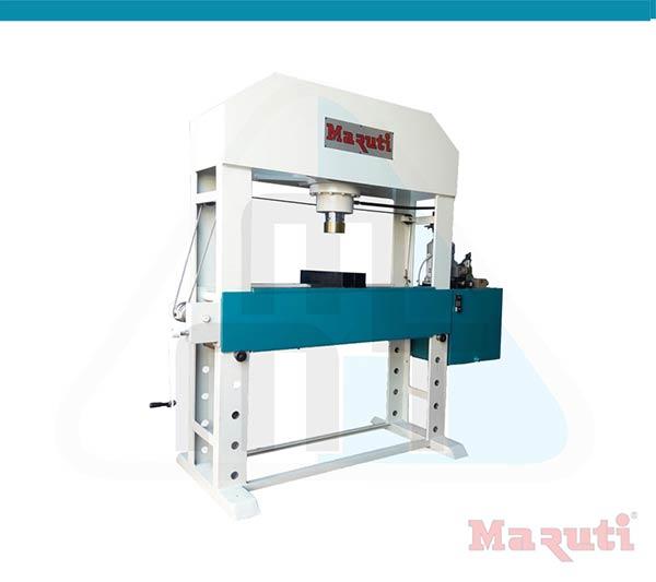 Hydraulic Workshop Press Machine Supplier