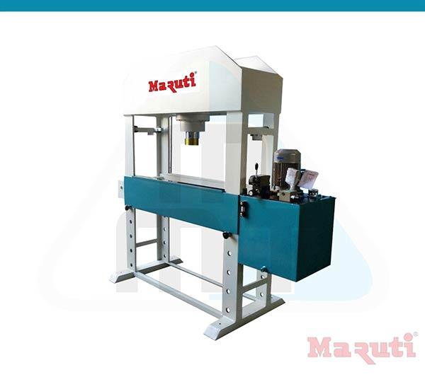 Hydraulic Workshop Press Machine Rajkot