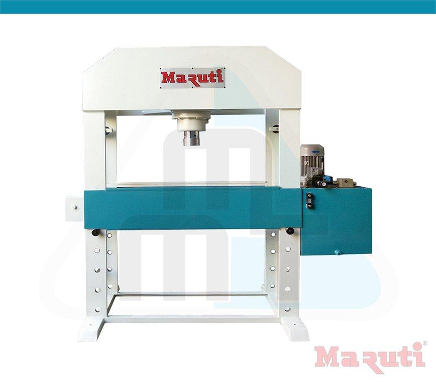 Hydraulic Workshop Press Machine Exporter