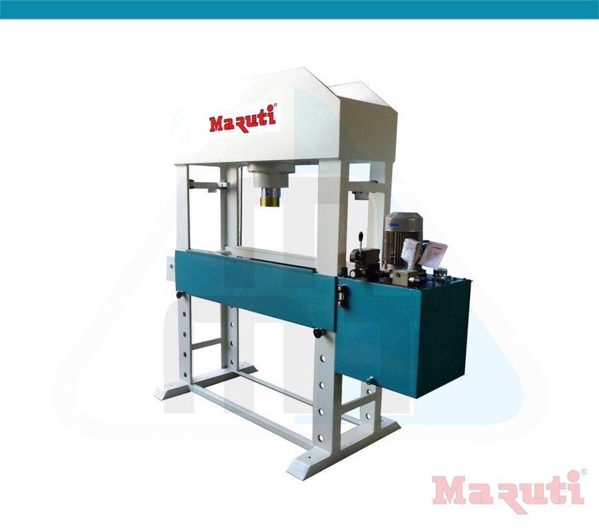 Hydraulic Workshop Press Machine India