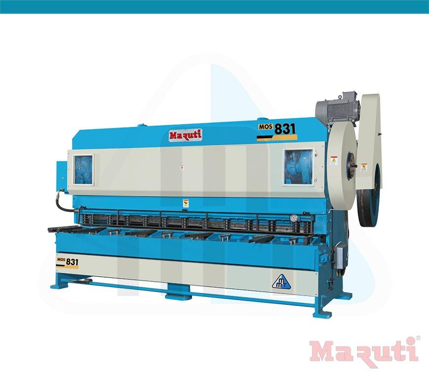 Over Crank Shearing Machine Exporter