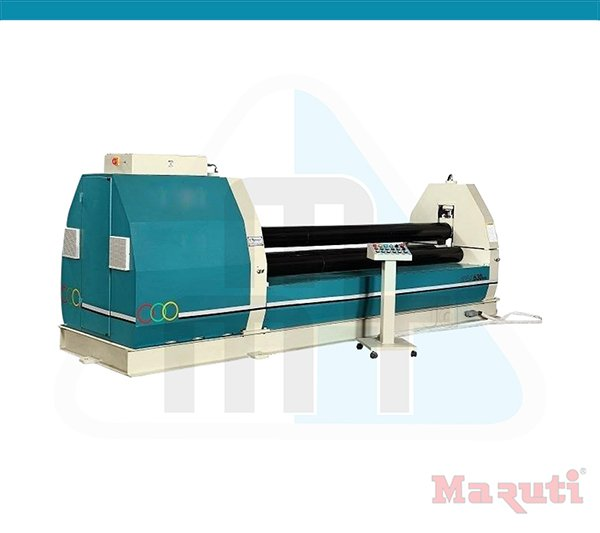 Hydro Mechanical Plate Rolling Machine Manufacturer
