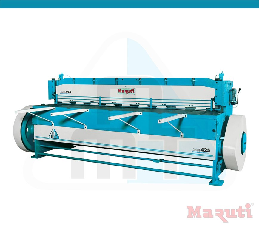 Under Crank Shearing Machine Exporter